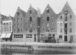 Pakhuis London 1922